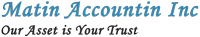 Matin Accounting Inc – Your Accounting Firm in Toronto Logo